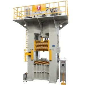 hydrulic press