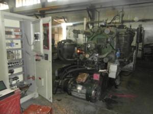hot chamber 15