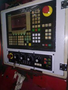 نصب کنترل زیمنس بر روی ماشین فرز